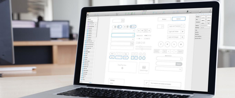 Проектирование и прототипирование от uxlab